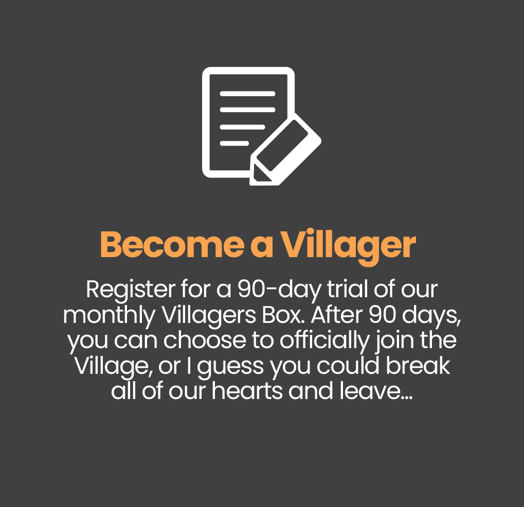 Become a Villager - Box